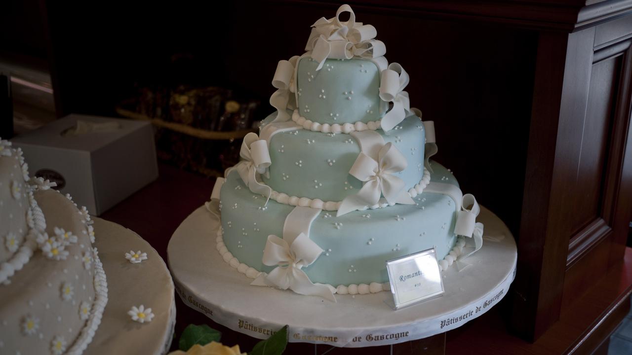 Gâteau de mariage  Blogue de Jean-Pierre Martel