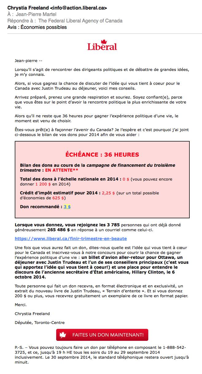 Financement_Libéral